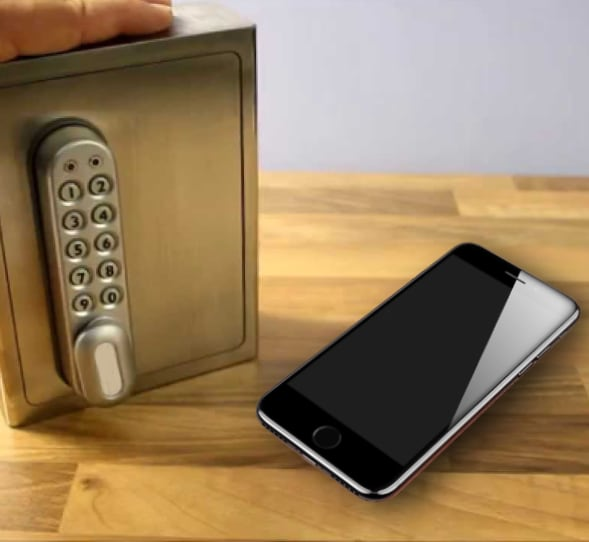 Tresor Smartphone teildigital