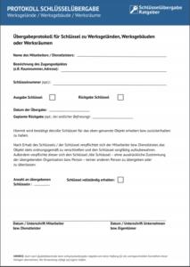 Schlusselubergabe Vorlage Word Pwned Resume